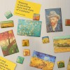 Van Gogh Mini magnet set