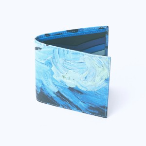 Van Gogh Hester van Eeghen® Leather wallet Crows