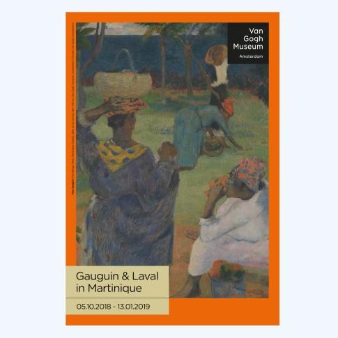 Risultati immagini per MUSEO VAN GOGH AD AMSTERDAM GAUGUIN AND LAVAL