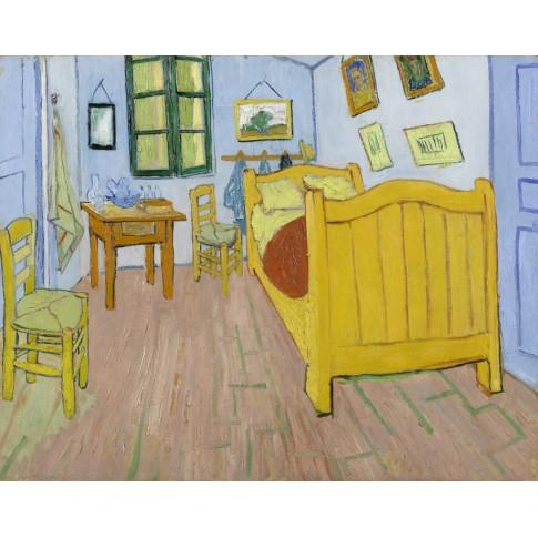 Van Gogh Postcard The Bedroom. Van Gogh Postcard The Bedroom   Van Gogh Museum shop