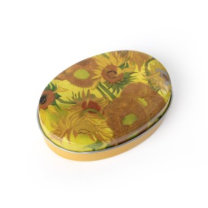 Van Gogh Soap bar Sunflowers