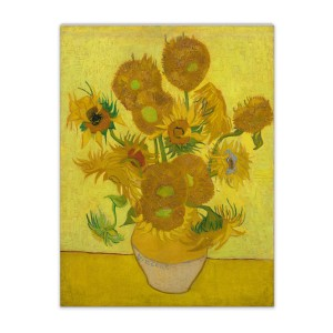 Van Gogh Canvas L Sunflowers
