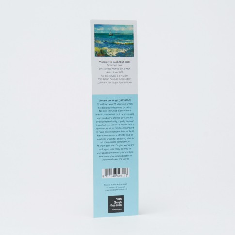 Van Gogh Bookmark paper, Seascape