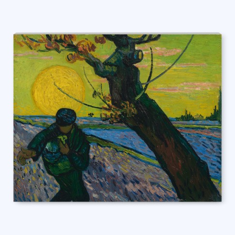 Van Gogh Canvas S The Sower