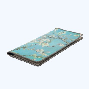 Van Gogh Passport case Almond Blossom
