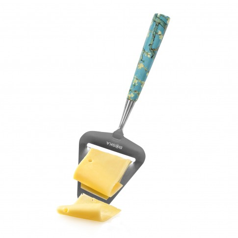 Cheese slicer Van Gogh Almond Blossom
