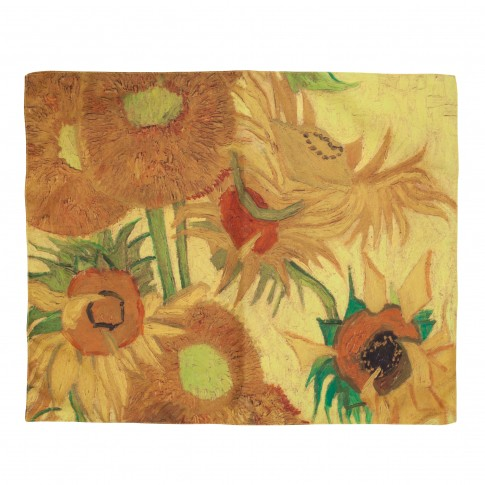 Van Gogh Placemat Sunflowers