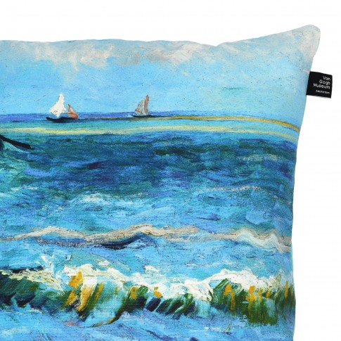 Van Gogh Cushion cover Seascape