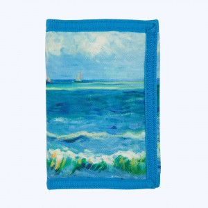 Van Gogh Wallet kids Seascape