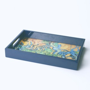 Van Gogh Serving tray Tree Roots
