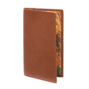 Van Gogh Recife Paris® Leather double card holder Crows