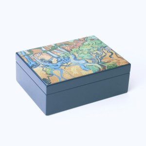Van Gogh Jewelry box Tree Roots