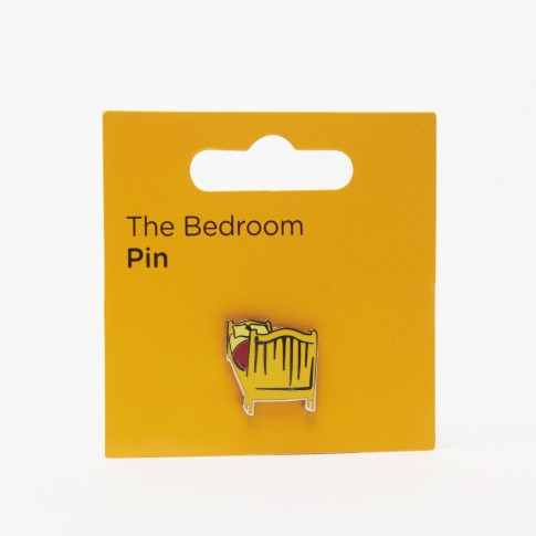 Van Gogh Pin  Bedroom
