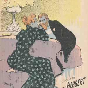 Sheet music Déclaration by Georges Herbert and Alfred Bert