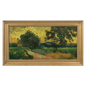 Van Gogh Museum Edition, Landscape at Twilight #0094