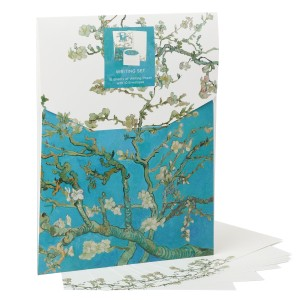 Writing set Almond Blossom