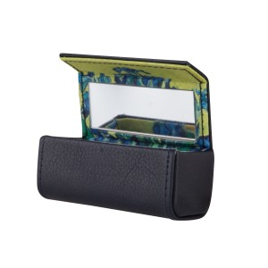 Van Gogh Lipstick case leather Irises
