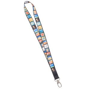 Van Gogh Lanyard highlights