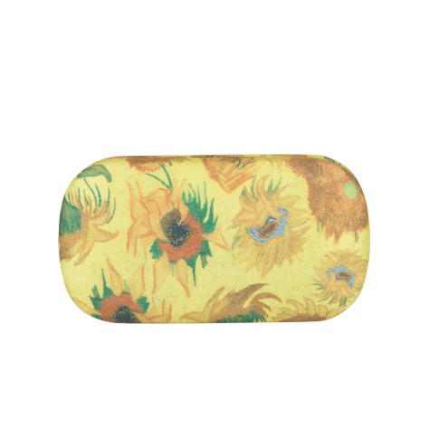 Van Gogh Lipstick case Sunflowers
