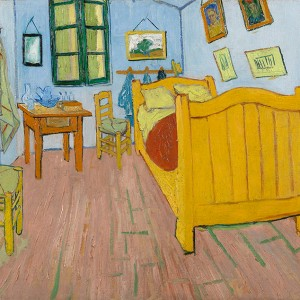Van Gogh Giclée, The Bedroom