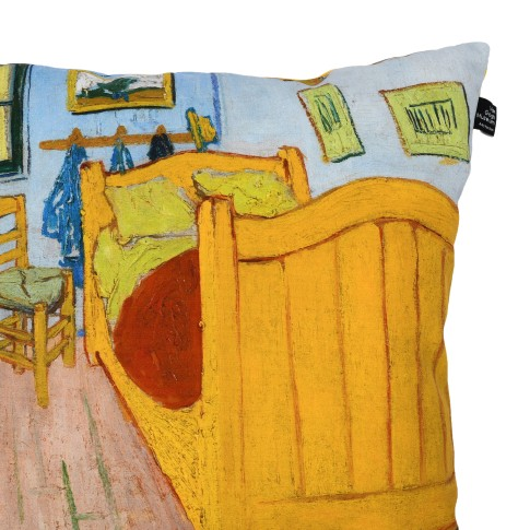 Van Gogh Cushion cover The Bedroom