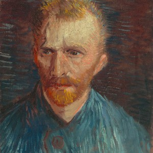 Van Gogh Giclée, Self portrait
