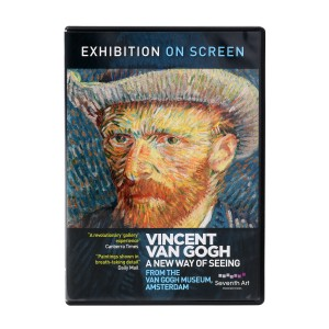 DVD Vincent van Gogh: A new way of seeing