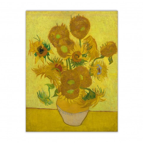 Van Gogh Canvas XL Sunflowers