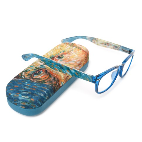 Van Gogh Reading glasses Self-Portrait