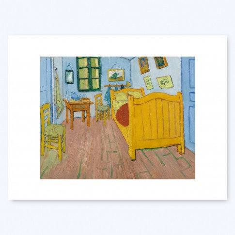 Van Gogh Print S The Bedroom