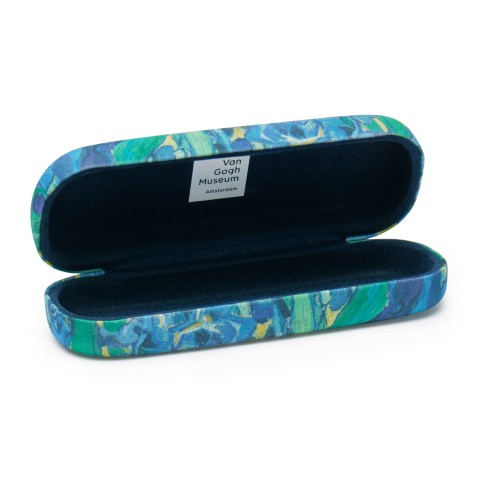Eyeglass case Irises