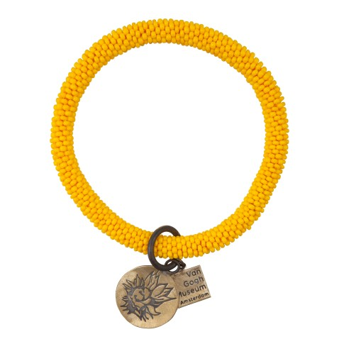 Van Gogh A Beautiful Story® Bracelet Sunflower twist