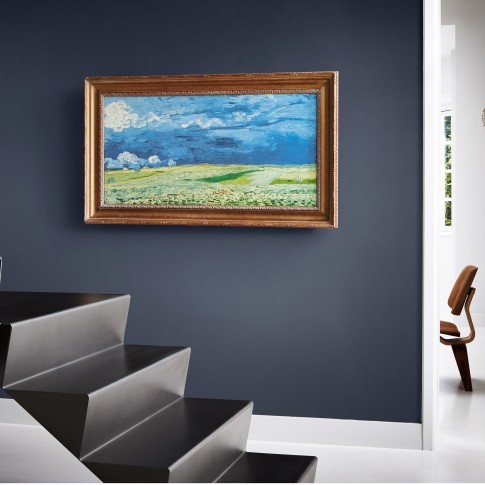 Van Gogh Museum Edition, Wheatfield under Thunderclouds #0095