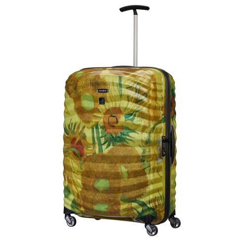 Van Gogh Samsonite Lite-shock spinner 75 cm, Sunflowers