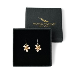 Van Gogh Michael Michaud® French hook earrings Almond Blossom