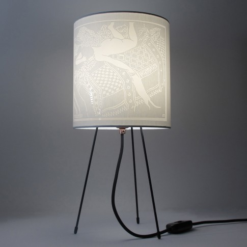 Lamp Prints in Paris