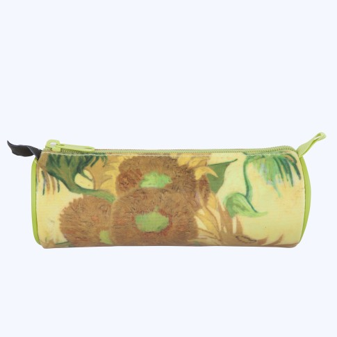 Van Gogh Pencil case Sunflowers