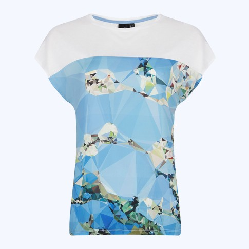 Van Gogh Puik® T-shirt M Chrystalized Almond Blossom M