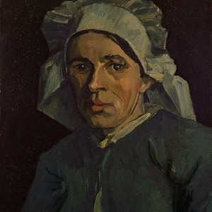 Van Gogh Giclée, Head of a Woman
