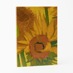 Van Gogh Notebook A5 Sunflowers