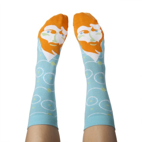 Socks Vincent van Toe