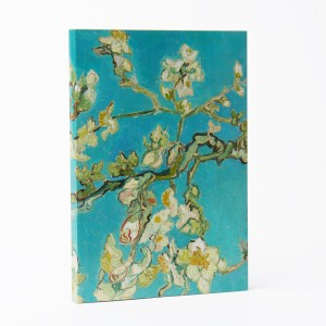 Van Gogh Notebook A5 Almond Blossom