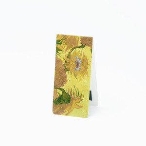 Van Gogh Bookmark Sunflowers