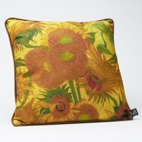 Van Gogh Cushion cover Sunflowers 45 x 45
