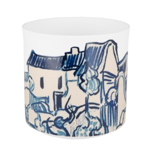 Van Gogh &Klevering® Porcelain Tea light holder large