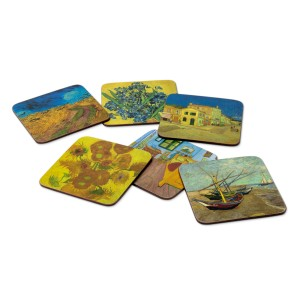 Van Gogh Coaster set Highlights
