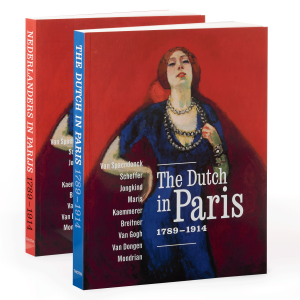 The Dutch in Paris 1789-1914 - English