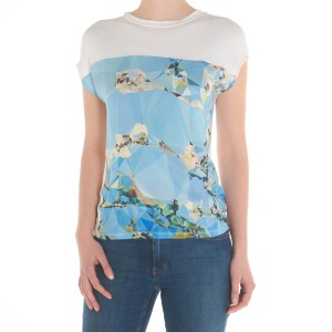 Van Gogh Puik® T-shirt chrystalized Almond Blossom