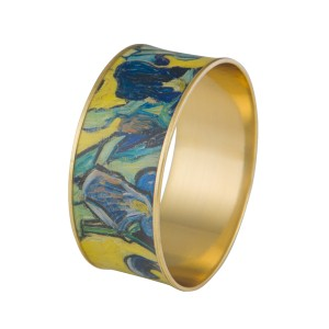Van Gogh Bangle Irises
