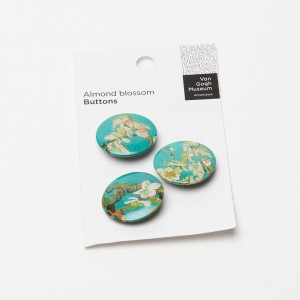 Van Gogh Buttons Almond Blossom